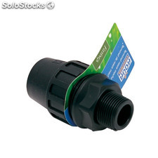 Terminal Rosca Macho 25 Mm - aquacenter - C8142-50 - 3/4''