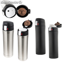Termo de acero inoxidable de doble pared CAP 500ML personalizado