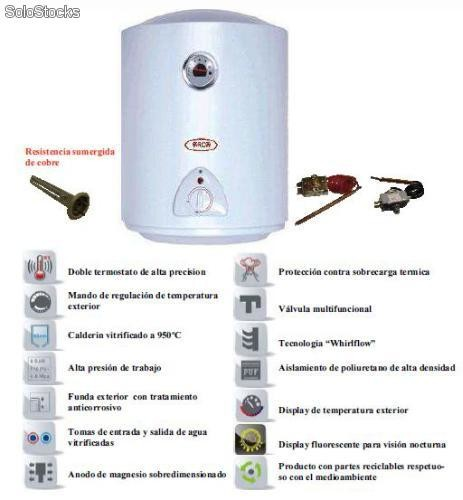 Termo electrico corbero 50 l affordable with termo - Termo electrico edesa 50 litros ...