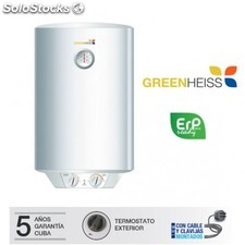 Termo eléctrico vertical Greenheiss FIVE ERP