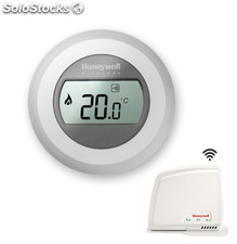 Termostato inalámbrico Honeywell Round Connected Opentherm Wifi