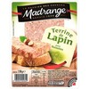 Terrine de lapin 150G mad
