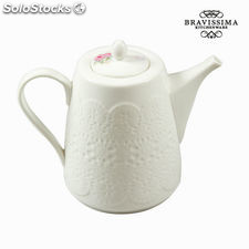 Tetera porcelana rse - Colección Kitchen's Deco by Bravissima Kitchen