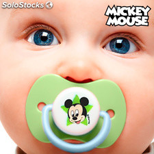 Tétines en Silicone Mickey (pack de 2)