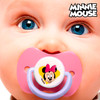 Tétines en Silicone Minnie (pack de 2) - Photo 1