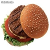 Texas burger 100% carne 225 g Pure Beef