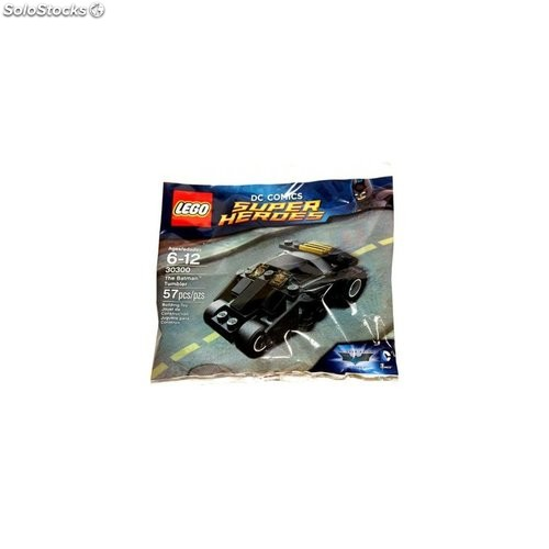 The batman tumbler lego 30300