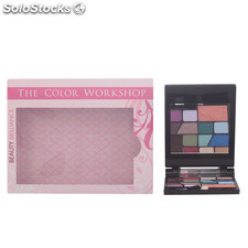 The Color Workshop beauty brilliance case 7 pz