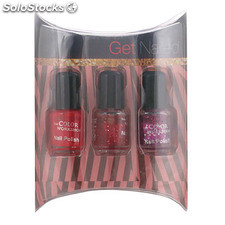 The color workshop - get nailed case 3 pz