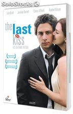 *the last kiss (El Ultimo Beso)/DVD div