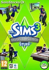 The Sims 3 Design & High-Tech Stuff Expansion PC