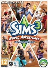 The sims 3 world adventures expansion pack (pc)