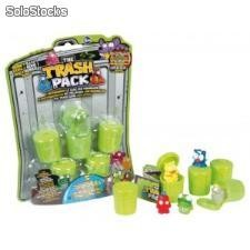The Trash Pack (Los Basurillas). Serie 1. Pack 5 Figuras