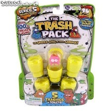 The Trash Pack Series 5 - 5-Pack - Surtidos