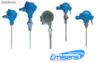 thermocouples products pt100 - pt1000
