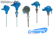thermocouples pt 100 - pt1000
