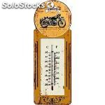 Thermometer motorcycle