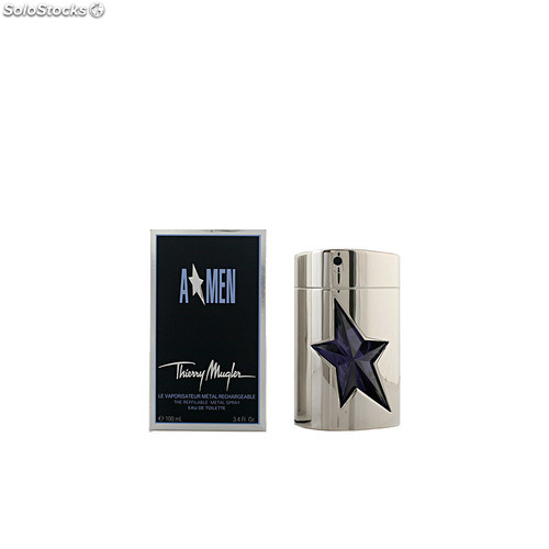 Thierry Mugler A*MEN edt vaporizador metal refillable 100 ml