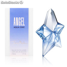 Thierry Mugler - angel aqua chic edt vapo 50 ml