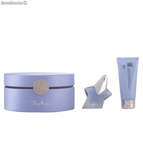 Thierry Mugler angel lote 3 pz