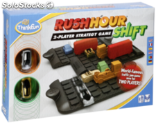 Think fun Rushhour shift Stragety Game 2 jugadores