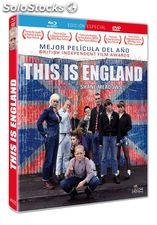 This is england/bd+DVD divisa