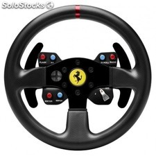 Thrustmaster - Ferrari 458 Challenge Wheel Add-On Volante PC,Playstation 3 Negro
