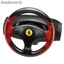 Thrustmaster - Ferrari Racing Wheel Red Legend PS3&PC Ruedas + Pedales