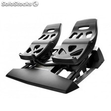 Thrustmaster - T.Flight Rudder Pedals Pedales PC,PlayStation 4 Negro
