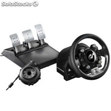Thrustmaster - T-GT Volante + Pedales PC, PlayStation 4 Negro
