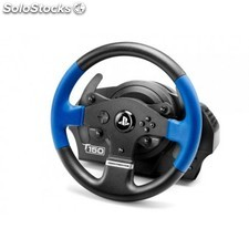Thrustmaster - T150 Force Feedback Volante + Pedales PC, PlayStation 4,