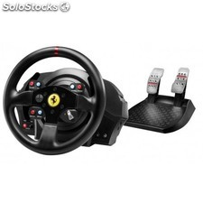 Thrustmaster - T300 Ferrari GTE Volante + Pedales PC, Playstation 3, PlayStation