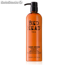 Tigi - bed head colour goddess oil infused conditioner 750 ml