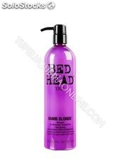 Tigi bed head Dumb Blonde Champú 750 ml.
