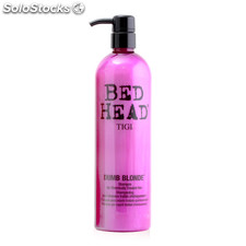 Tigi - bed head dumb blonde shampoo damaged hair 400 ml