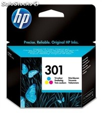 Tinta hp 301 color deskjet 1050/2050/2050
