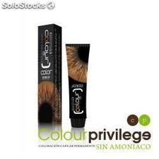 Tinte colour privilege s/amoniaco Nº1