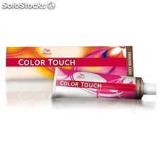 Tinte semipermanente wella color touch 60ml