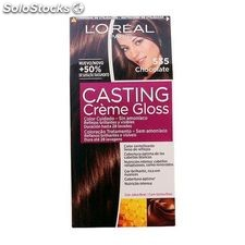 Tinte Sin Amoniaco Casting Creme Gloss L'Oreal Expert Professionnel Chocolate