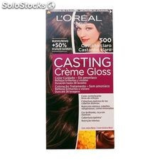 Tinte sin amoniaco casting creme gloss loreal expert professionnel