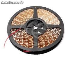 Tira de LEDs flexible 13 lm/led 60 led/m de 10m blanco neutro (LR77-0002)