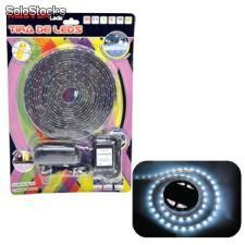 Tira de leds rgb decorativa sumergible