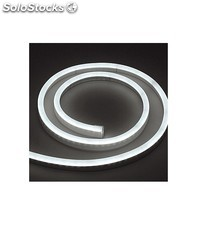Tira de neon led flexible 24v 20w/m 6000k blanco frio