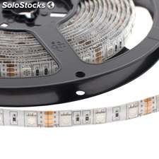 Tira led epistar smd5050 rgb dc12v 5m (60led/m) - ip65 rgb