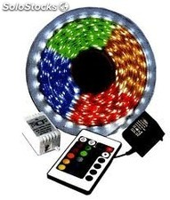 Tira led rgb alta luminosidad