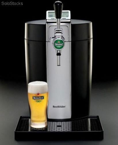 tirador de cerveza heineken vb5120 de krups en tiendapymarc. Black Bedroom Furniture Sets. Home Design Ideas