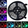 Tiras LED 5050 kit de tiras led RGB impermeable 5m 300 led 7 colores cambiales