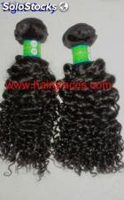 Tissage remy hair indien tight curly tres jolie