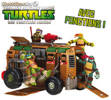 Tmnt - cam tortues ninj