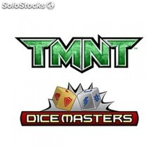 Tmnt dice masters: heroes in a half shell box set PLL02-WZK71839